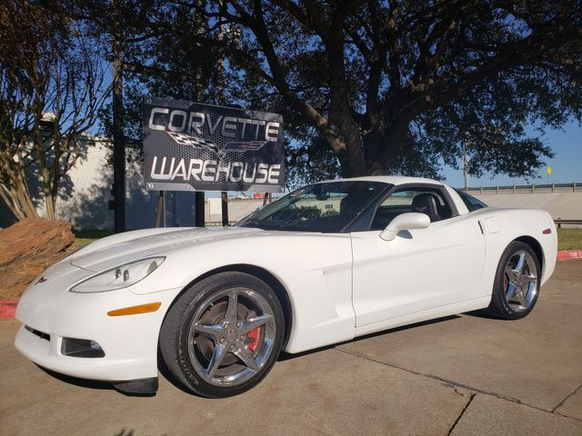 2011 Chevrolet Corvette Coupe 3LT, NAV, TT Seats, Auto, Chromes 68k | Dallas, Texas | Corvette Warehouse  in Dallas Texas