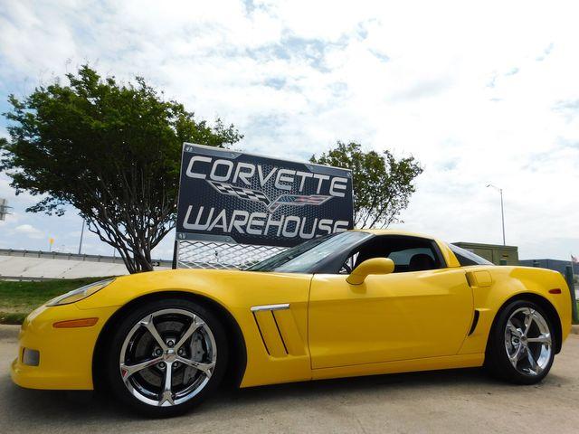 2011 Chevrolet Corvette Z16 Grand Sport 4LT, NAV, Auto, Chrome Wheels 31k