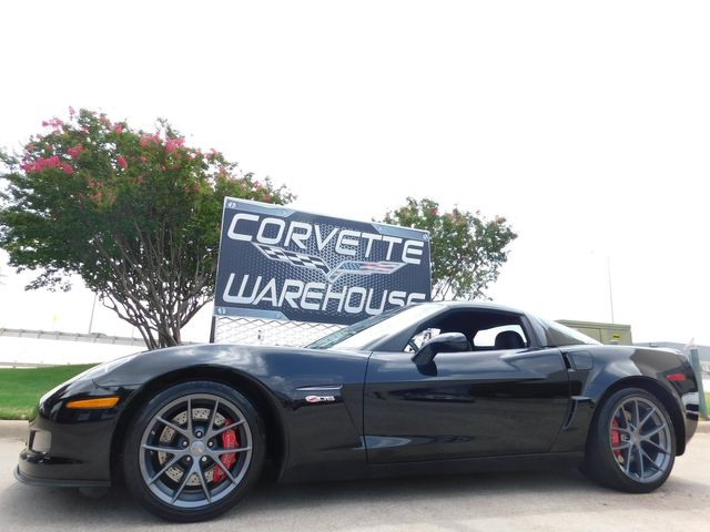 2011 Chevrolet Corvette Z06 Competition Spyders, Only 2k Miles