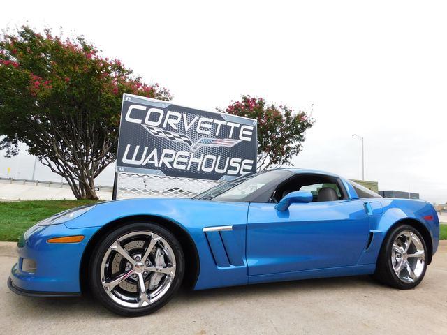 2011 Chevrolet Corvette Z16 Grand Sport 3LT, NAV, Auto, Chrome Wheels 4k in Dallas, Texas 75220