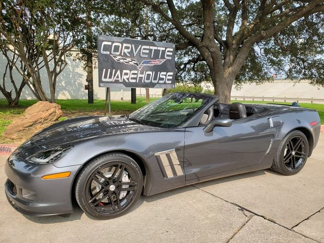 2011 Chevrolet Corvette Z16 Grand Sport 4LT, Heritage Pkg, Auto, NAV, 18k in Dallas, Texas 75220