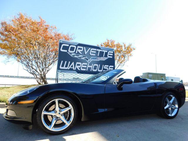 2011 Chevrolet Corvette Convertible 3LT, 6-Speed, Chrome Wheels, Only 10k