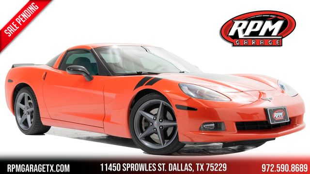 2011 Chevrolet Corvette w/2LT in Rare Inferno Orange in Dallas, TX 75229