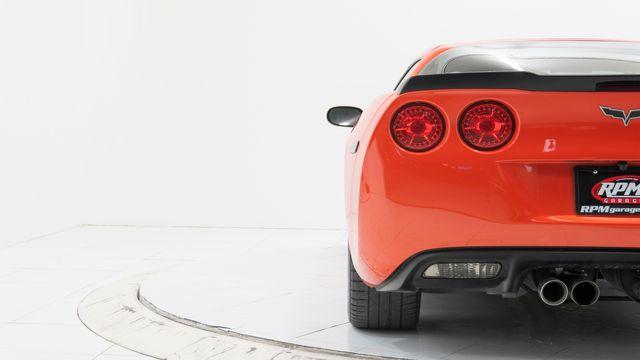 2011 Chevrolet Corvette w/2LT in Rare Inferno Orange in Dallas, TX 75229