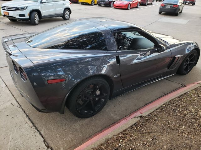 2011 Chevrolet Corvette Grand Sport 3LT, Heritage, Auto, Black Alloys 43k in Dallas, Texas 75220