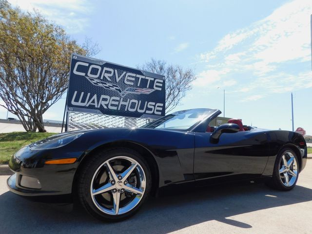 2011 Chevrolet Corvette Convertible 3LT, Power Top, Chromes, Auto 18k in Dallas, Texas 75220