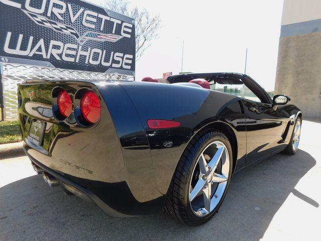 2011 Chevrolet Corvette Convertible 3LT, Power Top, Chromes, Auto 18k in Dallas, Texas 75220