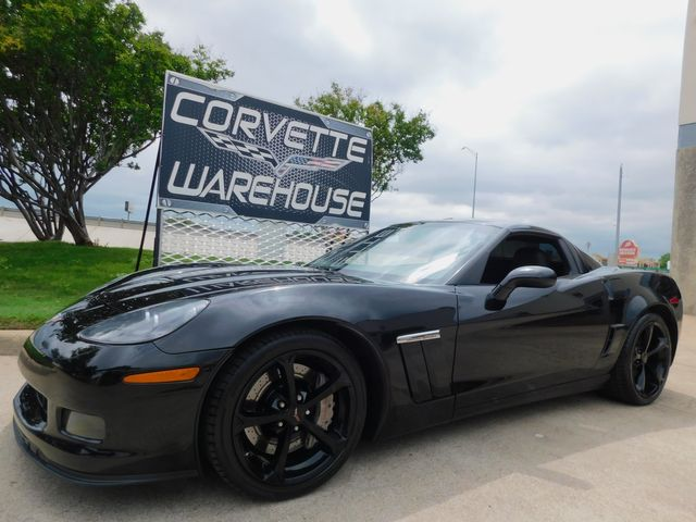 2011 Chevrolet Corvette Z16 Grand Sport Automatic, Black Wheels 63k in Dallas, Texas 75220