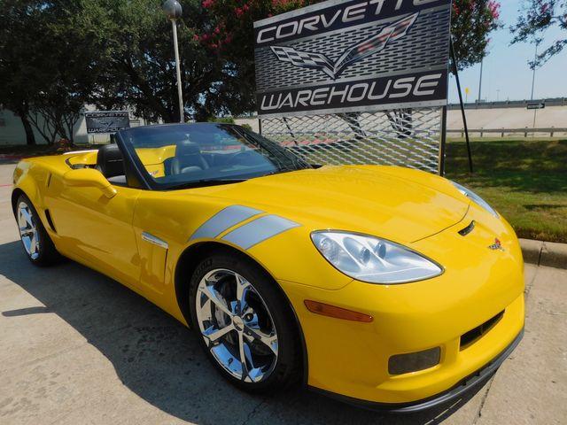 2011 Chevrolet Corvette Z16 Grand Sport 4LT, NAV, NPP, Auto, Chromes 10k in Dallas, Texas 75220