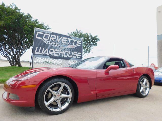 2011 Chevrolet Corvette Coupe Premium, 6-Speed, Chrome Wheels 43k
