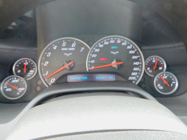 2011 Chevrolet Corvette Coupe Premium, 7-Speed, Chrome Wheels 43k in Dallas, Texas 75220