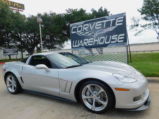 2011 Chevrolet Corvette Grand Sport 4LT, NAV, MODS, 6-Speed, Alloys 23k in Dallas, Texas 75220