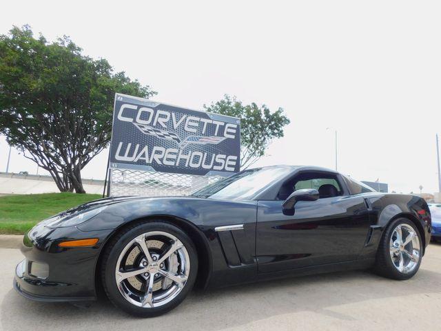 2011 Chevrolet Corvette Grand Sport 4LT, Heritage, NAV, NPP, Chromes 16k