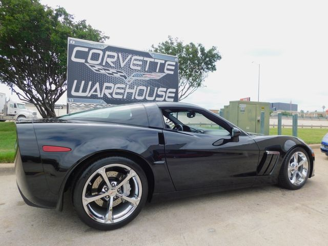 2011 Chevrolet Corvette Grand Sport 4LT, Heritage, NAV, NPP, Chromes 16k in Dallas, Texas 75220