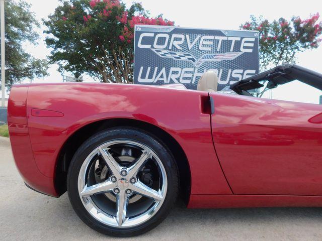 2011 Chevrolet Corvette Convertible 3LT, NAV, NPP, Auto, Chromes, Only 34k in Dallas, Texas 75220