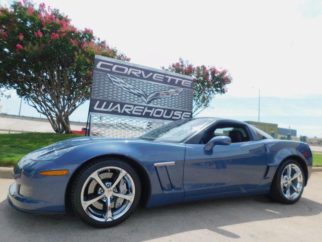2011 Chevrolet Corvette Grand Sport 3LT, Corsa, Auto, Chromes, Only 10k