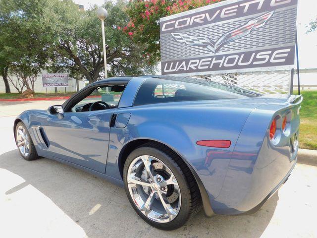 2011 Chevrolet Corvette Grand Sport 3LT, Corsa, Auto, Chromes, Only 10k in Dallas, Texas 75220