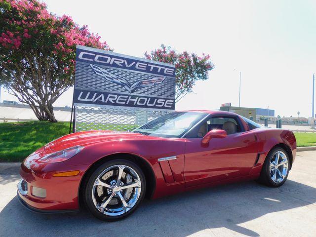 2011 Chevrolet Corvette Z16 Grand Sport 3LT, NAV, NPP, Chromes 13k