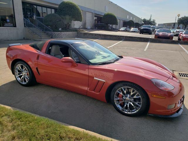 2011 Chevrolet Corvette Z16 Grand Sport 2LT, Auto, Glass Top, Chromes 18k in Dallas, Texas 75220