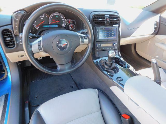 2011 Chevrolet Corvette Z16 Grand Sport 3LT, NAV, NPP, JSB, Chromes 23k in Dallas, Texas 75220