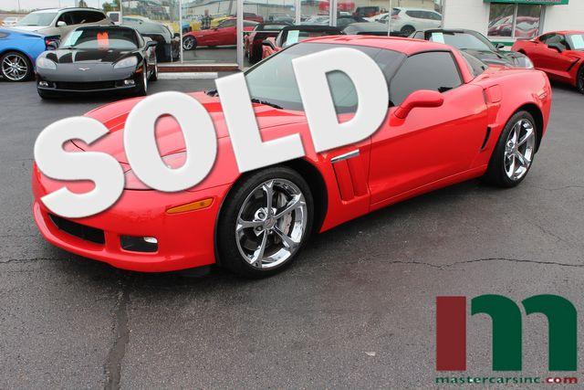 2011 Chevrolet Corvette Z16 Grand Sport w/4LT   Granite City, Illinois   MasterCars Company Inc. in Granite City Illinois