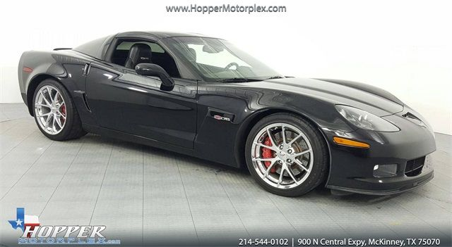 2011 Chevrolet Corvette Z06 Hardtop in McKinney, Texas 75070