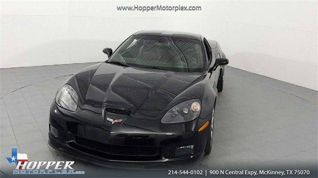 2011 Chevrolet Corvette Z06 Hardtop in McKinney Texas, 75070