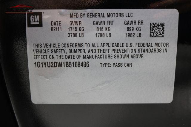 2011 Chevrolet Corvette Z16 Grand Sport Merrillville, Indiana 46
