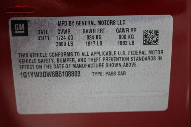 2011 Chevrolet Corvette Z16 Grand Sport w/3LT Merrillville, Indiana 45