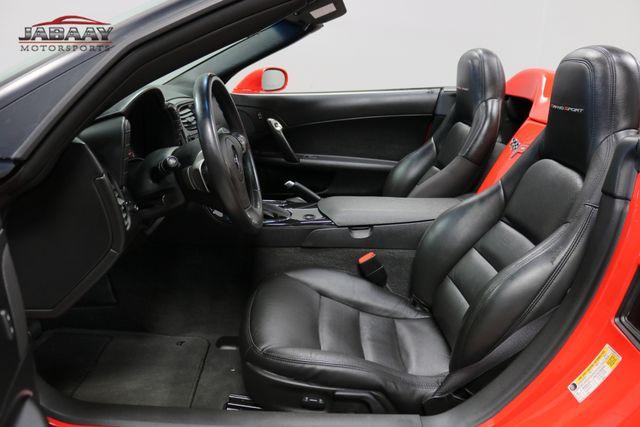 2011 Chevrolet Corvette Z16 Grand Sport w/2LT Merrillville, Indiana 11