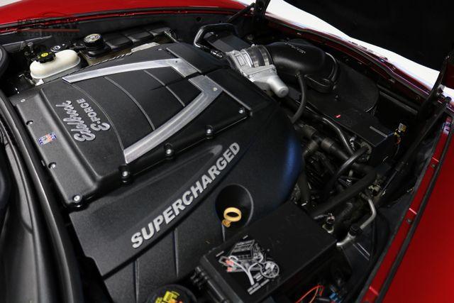 2011 Chevrolet Corvette Z16 Grand Sport w/3LT Edlebrock Supercharged Merrillville, Indiana 9