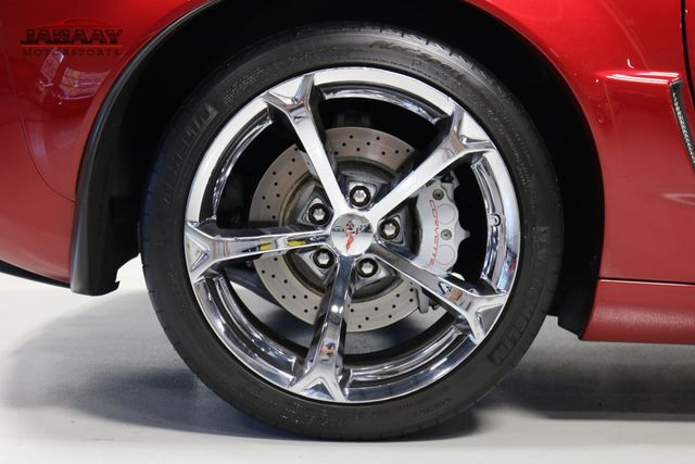 2011 Chevrolet Corvette Z16 Grand Sport w/3LT Edlebrock Supercharged Merrillville, Indiana 46