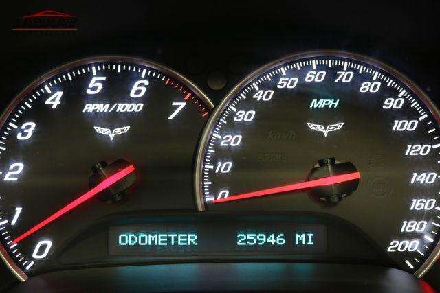 2011 Chevrolet Corvette w/3LT Merrillville, Indiana 18