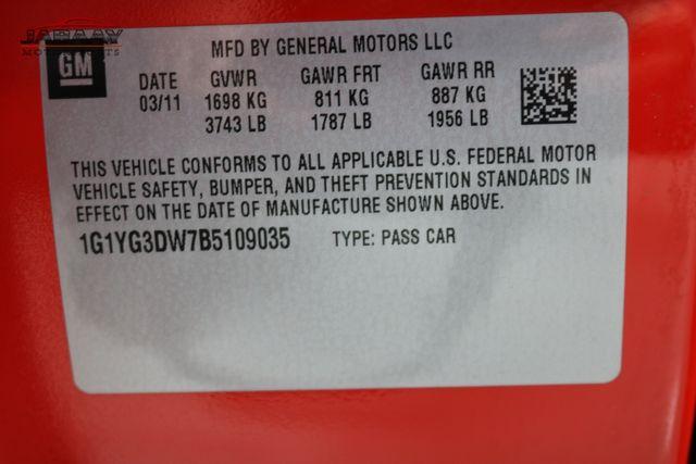 2011 Chevrolet Corvette w/3LT Merrillville, Indiana 49