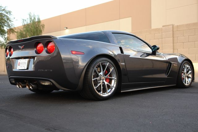 2011 Chevrolet Corvette Z06 w/2LZ Phoenix, AZ 27
