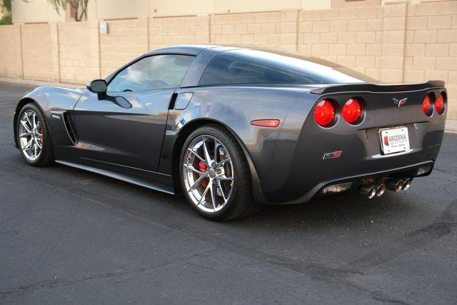 2011 Chevrolet Corvette Z06 w/2LZ Phoenix, AZ 8