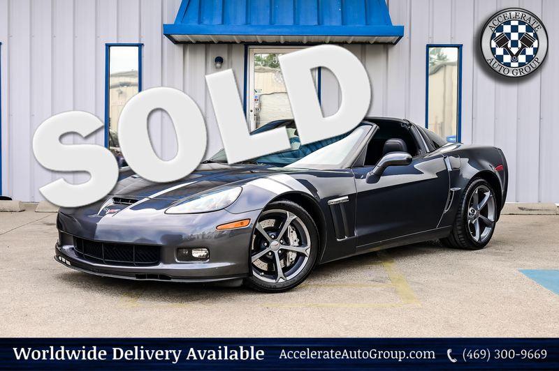 2011 Chevrolet Corvette 6.2L V8 Z16 Grand Sport w/1LT Performance PKG Nice in Rowlett Texas