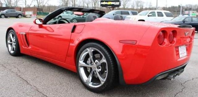 2011 Chevrolet Corvette Z16 Grand Sport w/3LT St. Louis, Missouri 7