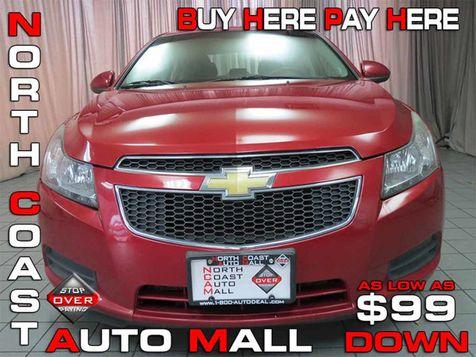 2011 Chevrolet Cruze LT w/1LT in Akron, OH
