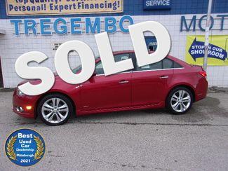 2011 Chevrolet Cruze LTZ in Bentleyville, Pennsylvania 15314