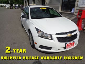 2011 Chevrolet Cruze LS in Brockport NY, 14420