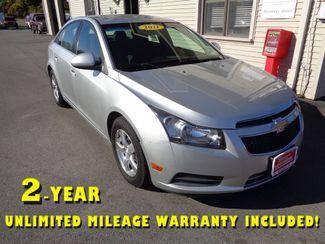2011 Chevrolet Cruze LT w/1FL in Brockport NY, 14420