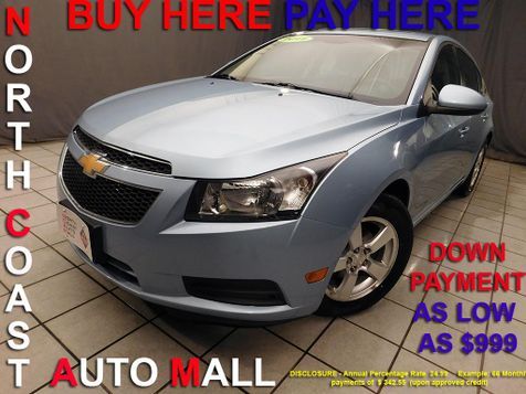 2011 Chevrolet Cruze LT w/1LT As low as $999 DOWN in Cleveland, Ohio