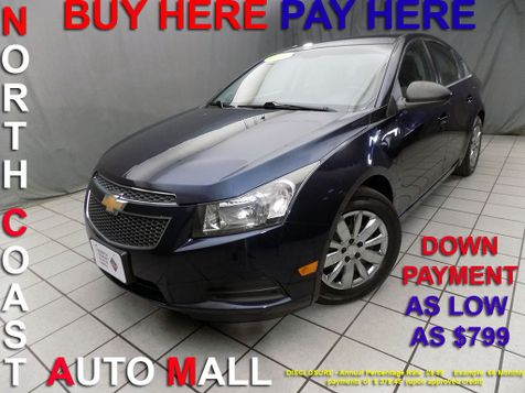 2011 Chevrolet Cruze As low as $799 DOWN in Cleveland, Ohio
