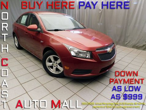 2011 Chevrolet Cruze LT w/2LT in Cleveland, Ohio