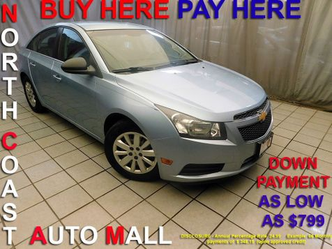 2011 Chevrolet Cruze LS in Cleveland, Ohio