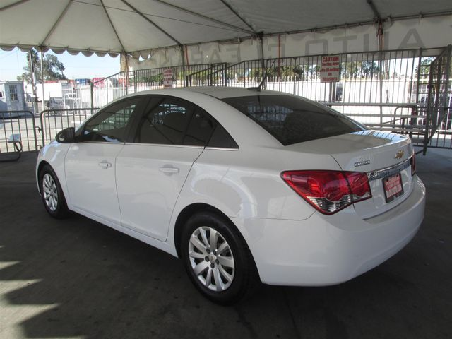 2011 Chevrolet Cruze LS Gardena, California 1