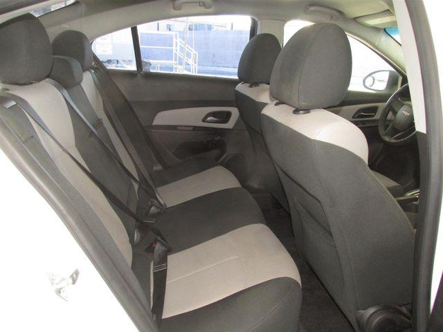 2011 Chevrolet Cruze LS Gardena, California 12