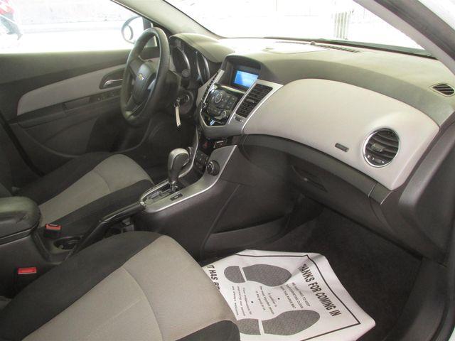 2011 Chevrolet Cruze LS Gardena, California 8