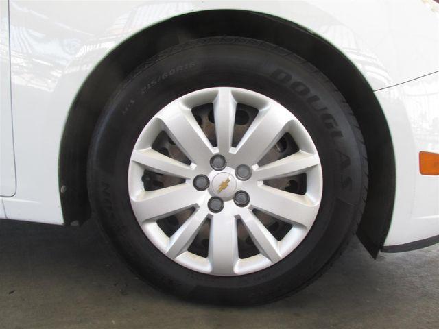 2011 Chevrolet Cruze LS Gardena, California 14